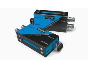 Osprey 97-00002 3G SDI 3GSFE Fiber Extender (Transmitter/Receiver) Kit