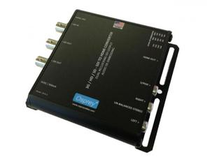 Osprey 97-21213 3G SDI to HDMI SHCA-3 Converter w Dual Reclocked 3G SDI Outputs/Audio De-Embedding