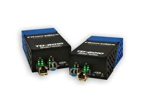 Patton TKIT-DANTE-M TD-6010 (Pair) Preconfigured DANTE to MM Optical Conversion/1310nm/2km