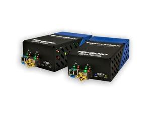 Patton TKIT-SDT2-S Composite Video to SM Optical Conversion/Dual Channel
