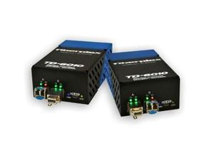 Patton TKIT-HDMI-S TD-6010 (Pair) HDMI to SM Optical Conversion/Video Optimized/1310nm/20km