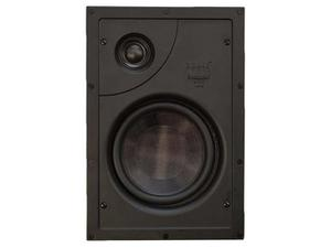 Phase Technology CI20X 6.5in 2-Way In-Wall w Flange/Grille/Baffle/48Hz-20kHz