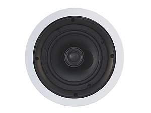 Phase Technology CI6.0 IX QM KIT 6.5in 2-Way Speaker w Flange/Grille/Baffle Kit