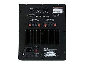 Phase Technology HV121 12in Down-Firing Subwoofer/25 Hz - 200 Hz