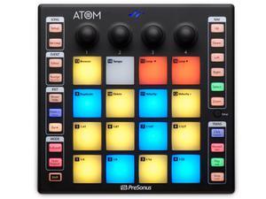 PreSonus ATOM 16-pad USB MIDI Controller/Studio One Artist