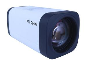 PTZOptics PT12X-ZCAM 12x 1080p HD-SDI Box Camera/3.5mm-42.3mm Lens/White