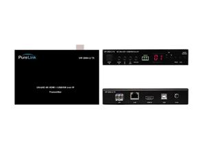 PureLink VIP-300H-U Tx UltraHD 4K HDMI and USB/KM over IP Transmitter (Encoder) with PoE