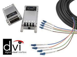 PureLink OLC-010 Fiber Optic DVI Extension Cable System OLC-010 (33ft)