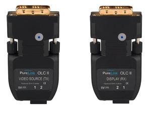 PureLink OLC II Tx/Rx DVI over 2 LC Fiber Full HD Extender (Transmitter/Receiver) Kit