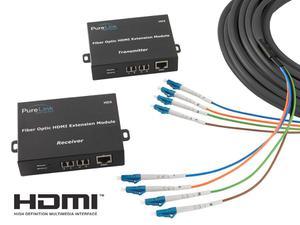 PureLink HDX-100 Modular HDMI Fiber Optic Extension Cable System HDX-100 (330ft)
