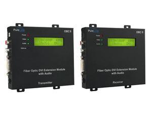 PureLink OBC II OBC II-010 DVI Tx/Rx Fiber Optic DVI Extension Cable System