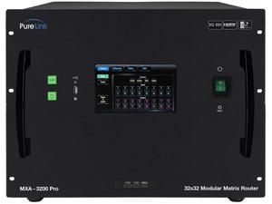 PureLink mxa-3200 pro 32x32 Modular Type Digital Matrix Router mxa-3200 pro