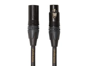 Roland RMC-GQ25 25ft/7.5m Quad Microphone Cable (Gold Series)