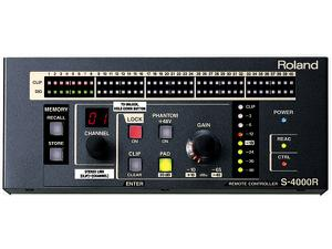 Roland S-4000R System Remote Control with 9 ft RS-232c Serial Cable