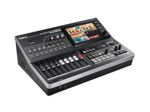 Roland VR-50HD Multi-Format A/V Mixer with USB Stream/Record