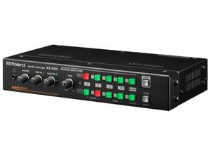Roland XS-42H 4-In x 2-Out Multi-Format AV Matrix Switcher