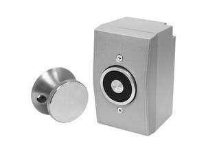 SECO-LARM DH-151SQ Surface-Mount Magnetic Door Holder with Backbox