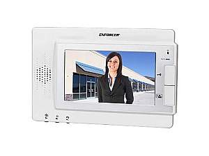 SECO-LARM DP-234-MQ Additional Monitor with 6.75-inch TFT display for DP-234Q or DP-222Q
