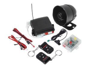 SECO-LARM E-300L Full-Featured RF Remote Modular Car Alarm System