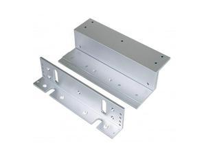 SECO-LARM E-941S-1K2/ZQ Z Brackets for 1200-lb Series Electromagnetic Locks (Indoor)