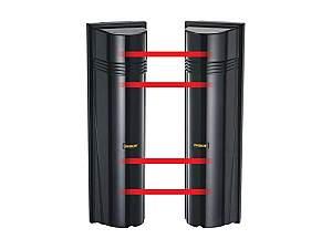 SECO-LARM E-964-Q165Q Multi-Frequency Quad Photobeam Detector for indoor or outdoor use
