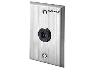 SECO-LARM EV-Y5105-N2SQ 4-in-1 HD TVI/CVI/AHD/Analog Wall-Plate Camera