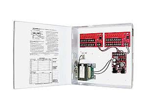SECO-LARM EVP-124M6P16Q 12VDC/24VAC CCTV Power Supply - 16 outputs