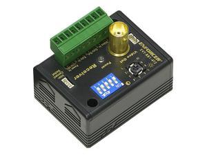 SECO-LARM EVT-RB1-4T2 Active Video CCTV Balun Extender (Receiver) with Data/Surge protection/Interlockable