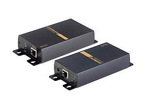 SECO-LARM IPB-A1100Q IP/Ethernet Extender (Extender/Receiver) Set over Cat5e/6