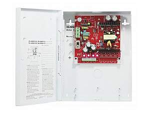 SECO-LARM PS-U0406-PULQ 12VDC Distributed Switching CCTV Power Supply/Panel Box/4 Outputs/6A