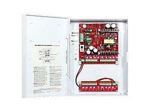 SECO-LARM PS-U1806-PULQ 12VDC Distributed Switching CCTV Power Supply Panel Box/18 Outputs/6A