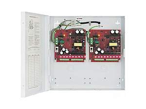 SECO-LARM PS-U1812-PULQ 12VDC High Amp Distributed Switching CCTV Power Supply Panel Box/18 Outputs/12A