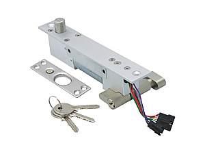 SECO-LARM SD-997A-GBQ 12/24 VDC Electric Deadbolt Fail-secure Operation