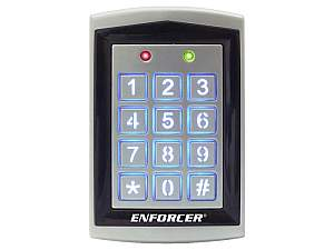 SECO-LARM SK-1323-SPQ Sealed Housing Weatherproof Stand-Alone Keypad with Proximity Card Reader