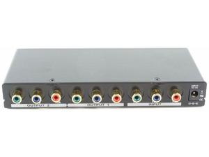 Shinybow SB-3776 RCA 1x2 Component Video(RCA) Splitter