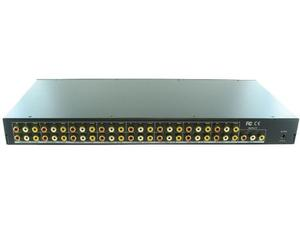 Shinybow SB-3712 1x16 AV Distribution Amplifier