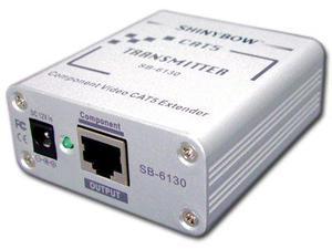 Shinybow SB-6130 Shinybow Component Cat5 Sender
