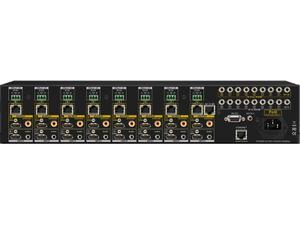 Shinybow SB-5688CAP 8x8 HDMI HDBaseT PoH UHD 4k2k Matrix Routing Switch w/ EDID