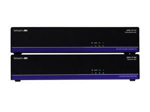 Smartavi DPX-1P-Plus-S DisplayPort/USB/RS-232/Audio Extender (Transmitter/Receiver) Kit over CAT5/5e/6