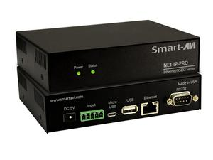 Smartavi NET-IP-PROS TCP/IP Control Module via RS-232 for Matrixes