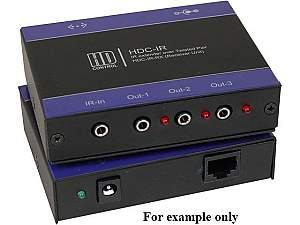Smartavi HDC-IR-TXS-b IR CAT5 Extender (Transmitter) up to 1000ft (Bi-directional IR)