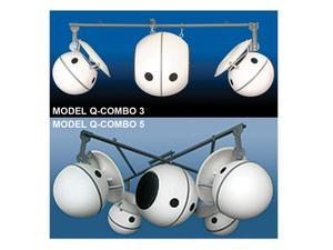 Soundsphere Q-12A COMBO 5-WH 4 Q-12 A/1 Q-SB2 speakers/BK5/4 ATB/1 Q-CX/Wht