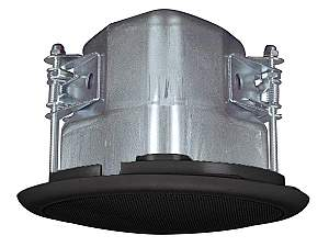 Soundtube CM42-EZS-II-LDS-BK 4 inch 2-Way Ceiling Speaker/New Design/Short Can/Black