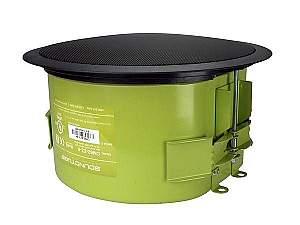 Soundtube CM62-EZS-II-LDS-BK 6 inch 2-Way Ceiling Speaker/New Design/Short Can/Black