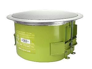 Soundtube CM62-EZS-II-LDS-WH 6 inch 2-Way Ceiling Speaker/New Design/Short Can/White