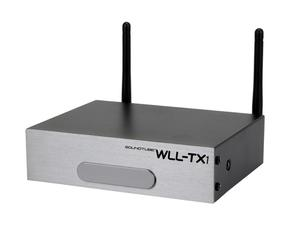 Soundtube WLL-TX1 Uncompressed 2-Channel Audio Wireless Transmitter
