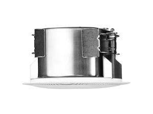 Soundtube CM42-EZs-II-WH 4in COAXIAL IN-CEILING SHALLOW BACKCAN SPEAKER/White