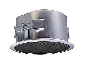 Soundtube CM62-EZ-II-BK 6.5in COAXIAL IN-CEILING SPEAKER/125Hz-20kHz/Black