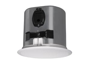 Soundtube CM890d-WH 8in HIGH-POWER COAXIAL IN-CEILING DEEP CAN SPEAKER/White