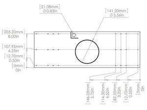 Soundtube AC-CM31-PCB Pre-construction bracket for CM31-EZ